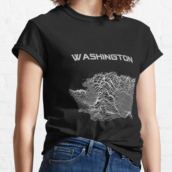 Washington - Unknown Elevations Classic T-Shirt