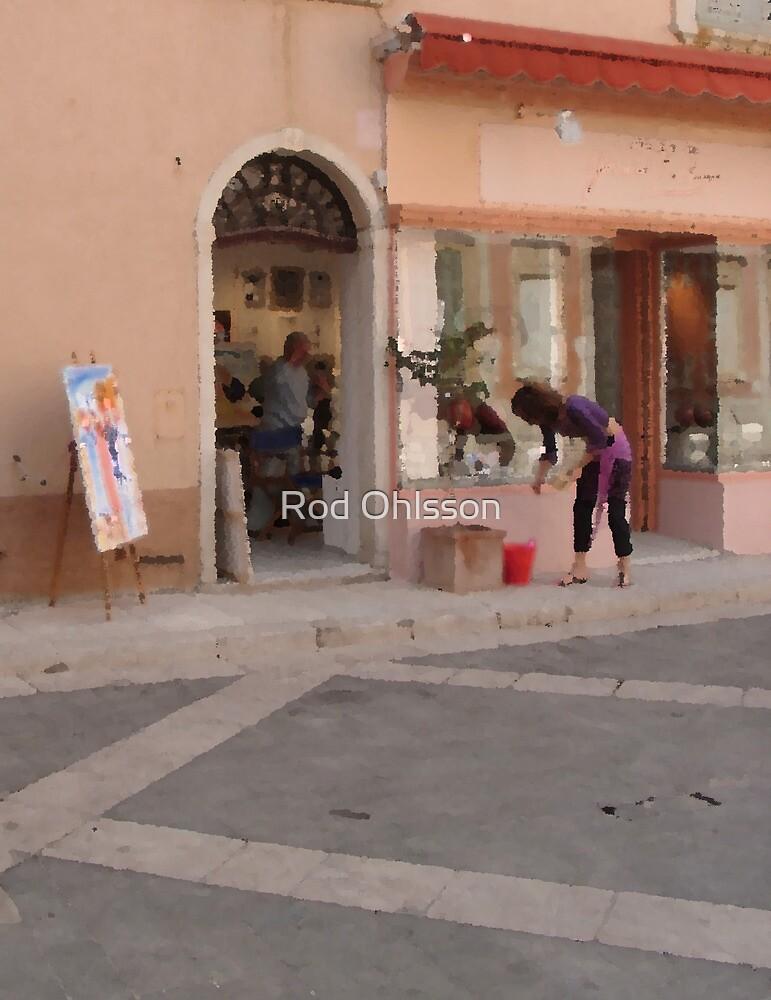 Boutique à Saint-Tropez by Rod Ohlsson
