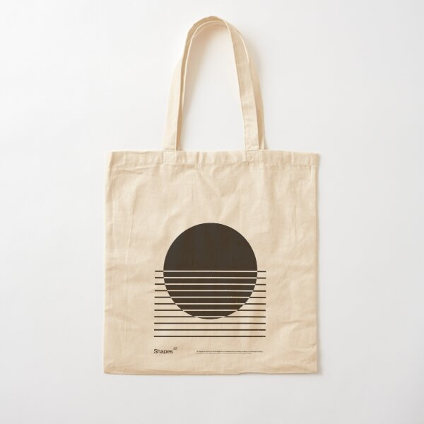 Shapes 07 Cotton Tote Bag