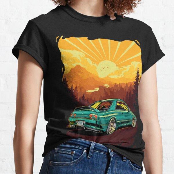 Nissan Skyline R32 BNR Classic T-Shirt