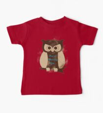 Owl Be Watching You Baby Tee