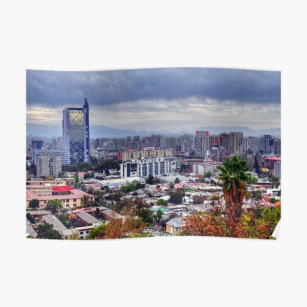 HDR, Santiago de Chile, Poster