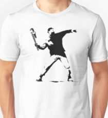 Banksy with Stillsons Unisex T-Shirt
