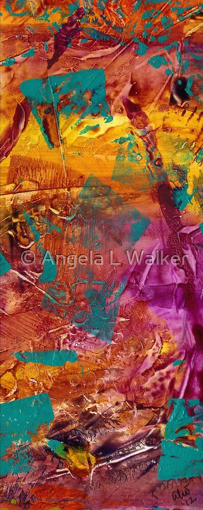 Courageous Journey II by © Angela L Walker