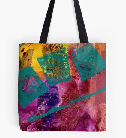 Courageous Journey III Tote Bag