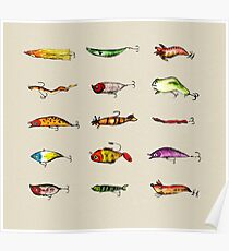 Lures Poster