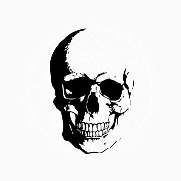 Geometric skull by JoeStraz
