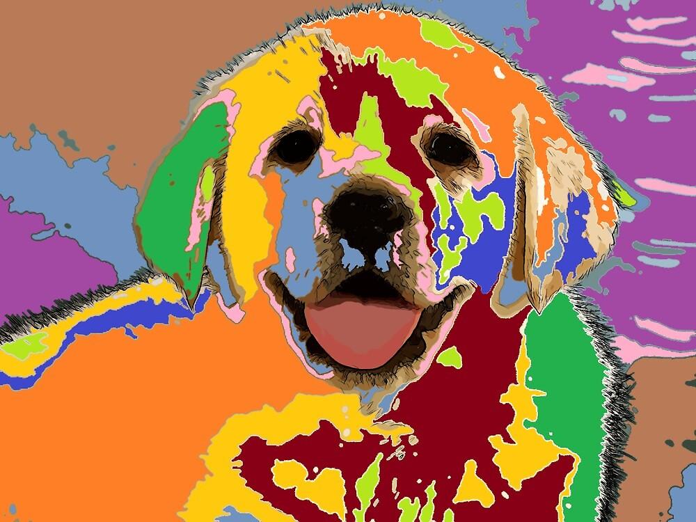 puppy Portrait 7 by adriantovnodtov