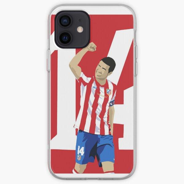 Gabi (Atléticos de Madrid) Funda blanda para iPhone