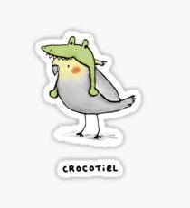 Crocotiel Sticker