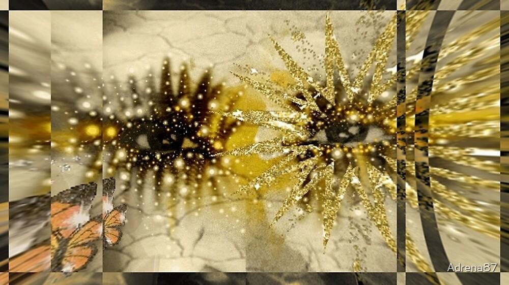Golden Gaze by Adrena87