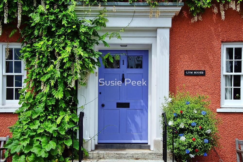 Cottage Living ~ Lyme Regis by Susie Peek