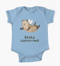 Beary Godmother One Piece - Short Sleeve