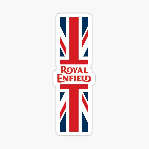 Royal Enfield Motorcycles Sticker