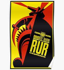 Rossum's Universal Robots (R.U.R.) Poster (PD) Poster