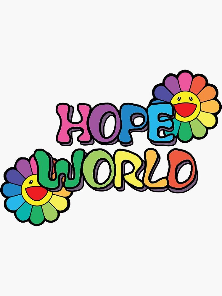 HOPE WORLD  by Elinatpwk