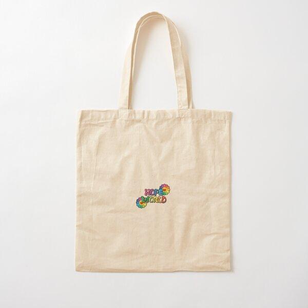 HOPE WORLD  Cotton Tote Bag