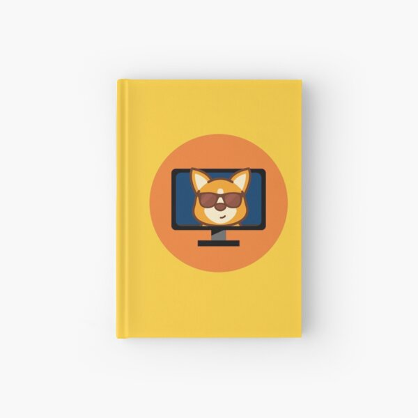 CorgiDev Accessories Hardcover Journal