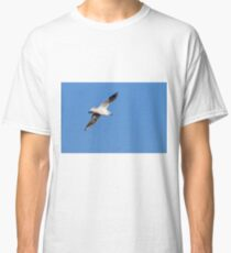Seagull in flight  Classic T-Shirt