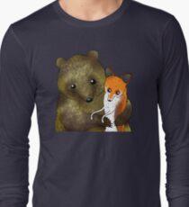 Timothy & Foxy Long Sleeve T-Shirt