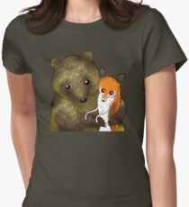 Timothy & Foxy Women's Fitted T-Shirt