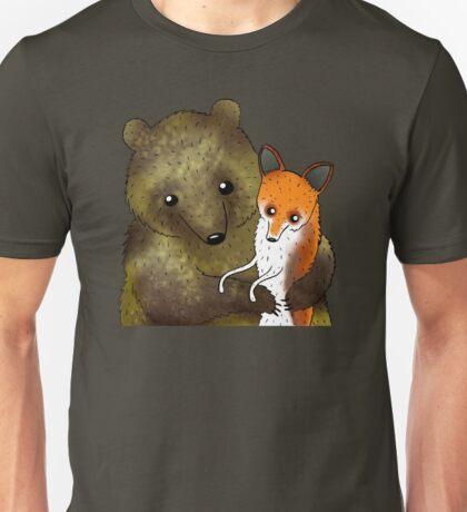Timothy & Foxy Unisex T-Shirt
