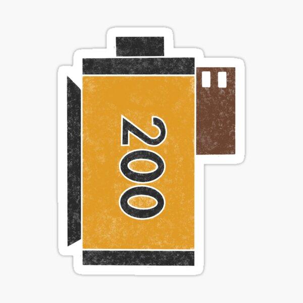 Kodak Film Sticker