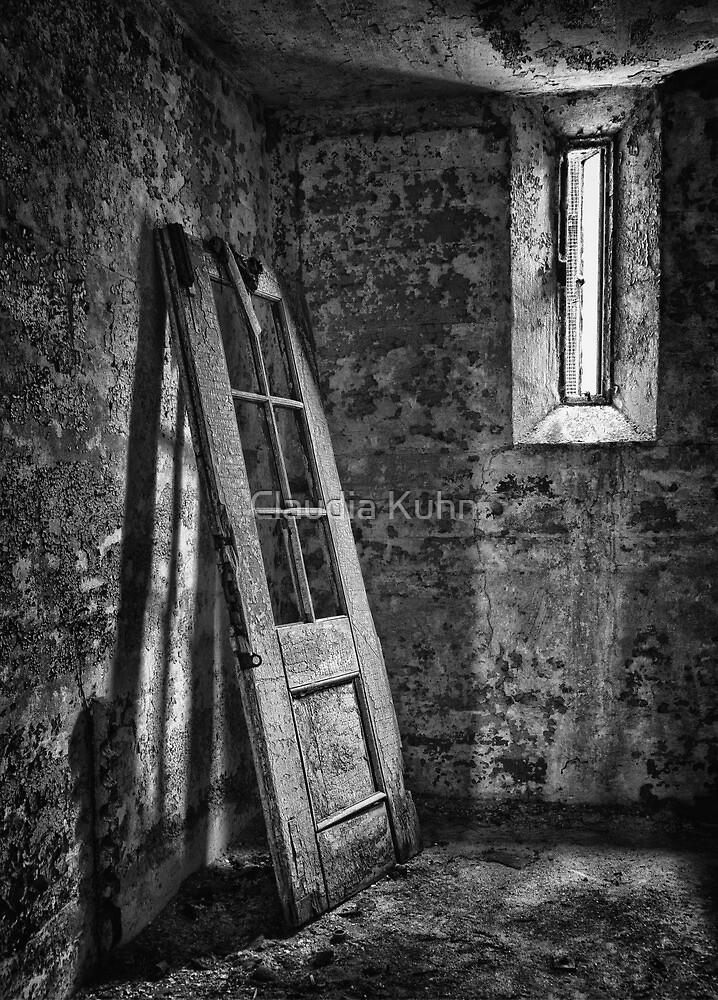 In the Corner by Claudia Kuhn
