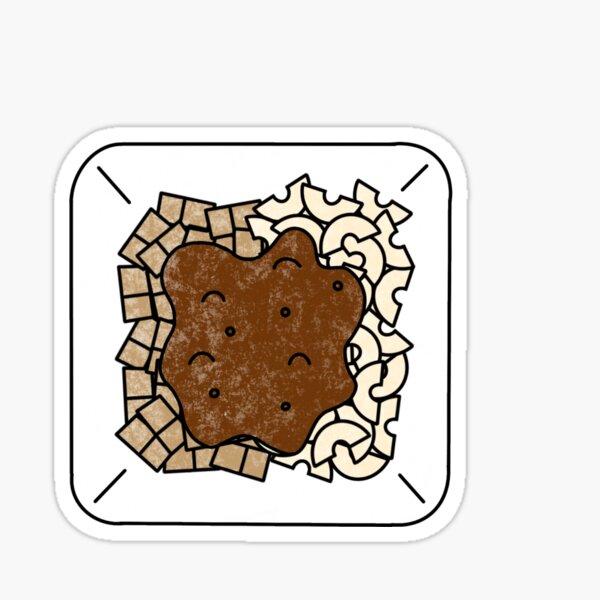 Garbage Plates Sticker