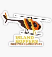 Island Hoppers Sticker