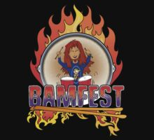Official BAMFEST 2012 Logo