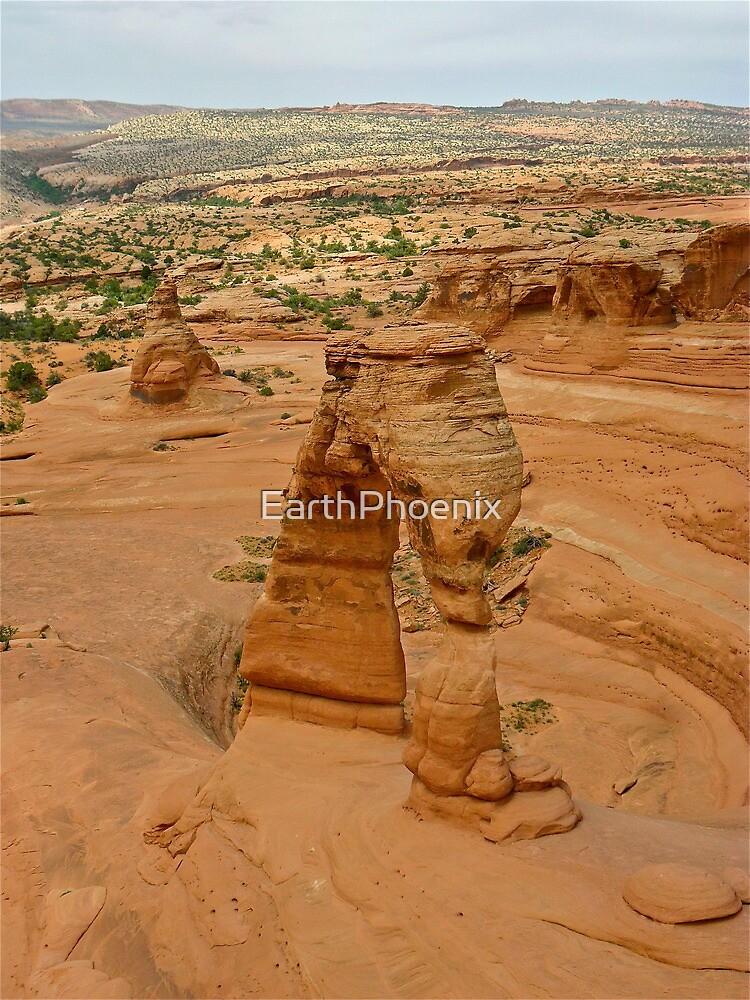 Delicate Arch by EarthPhoenix