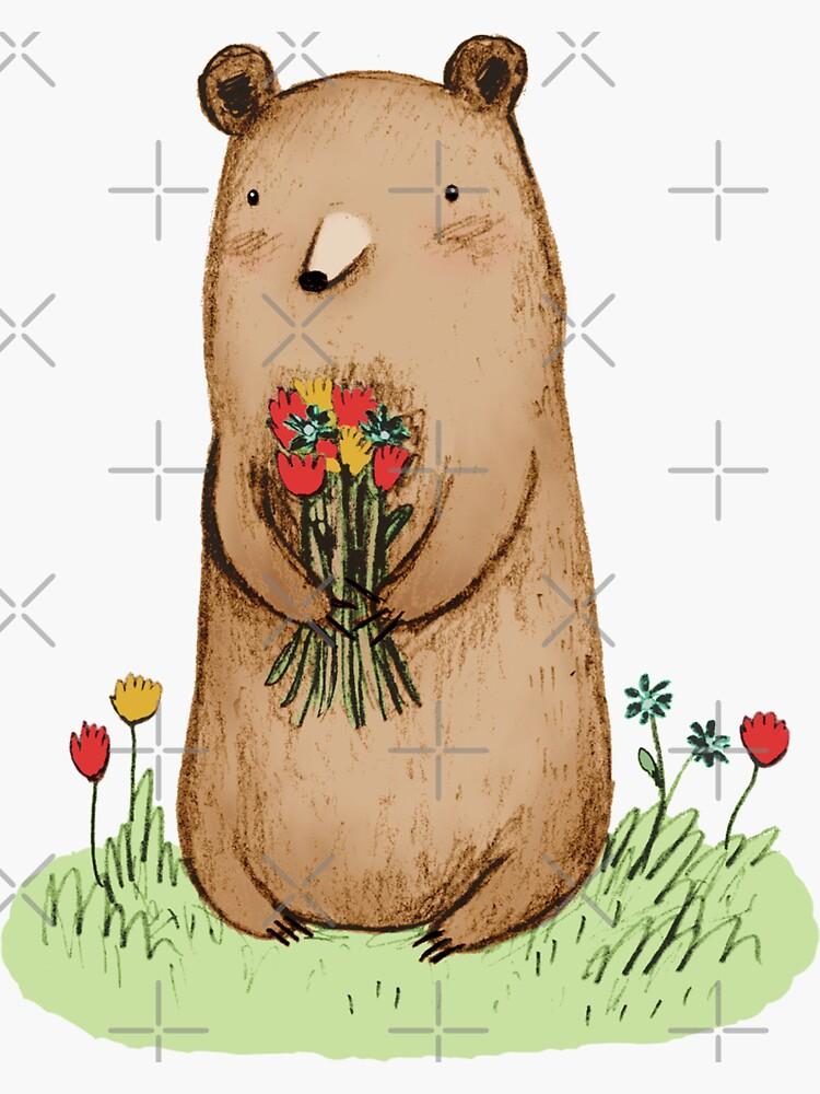 Bear Bouquet by SophieCorrigan