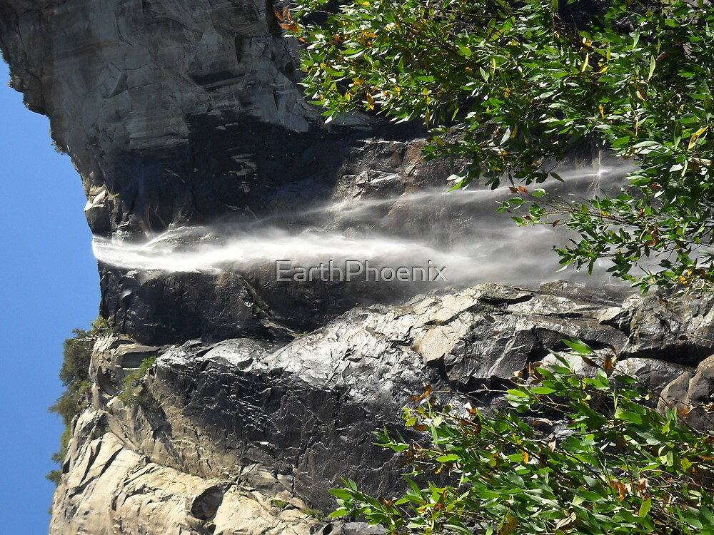 Bridalveil Falls- Yosemite by EarthPhoenix