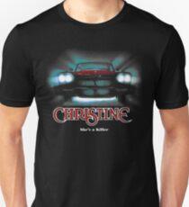 Awesome Movie Car Christine Slim Fit T-Shirt