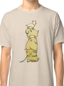 Puppy Totem Classic T-Shirt