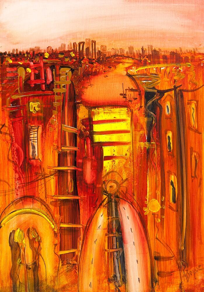 Lush City by Adam Bogusz