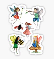 Fairies Sticker