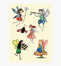 Fairies Photographic Print