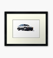 HACHI ROKU - AWESOME CAR Framed Print