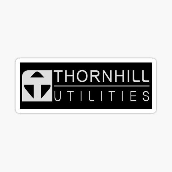 Thornhill Utilities Sticker