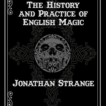 Johnathan Strange & Mr Norrell Book Design by OutlawOutfitter