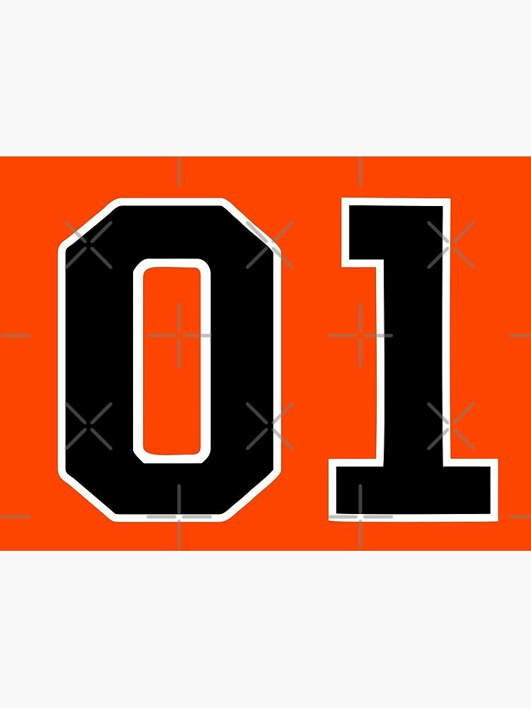 01 Binary - General Lee Font by Kowalski71