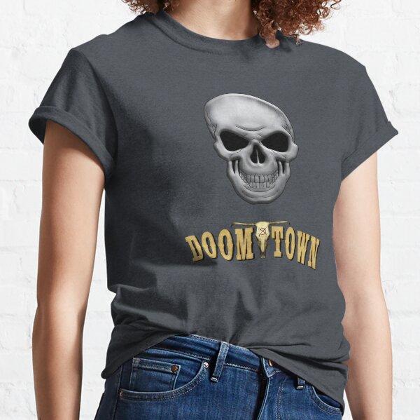 Doomtown Fearmongers Faction Classic T-Shirt