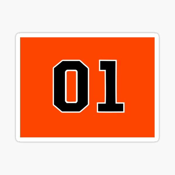 General LEE - 01 Sticker