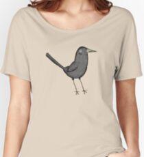 Blackbird Women's Relaxed Fit T-Shirt