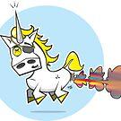 Unicorn Fart by rosscocker