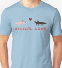 Axolotl Love T-Shirt