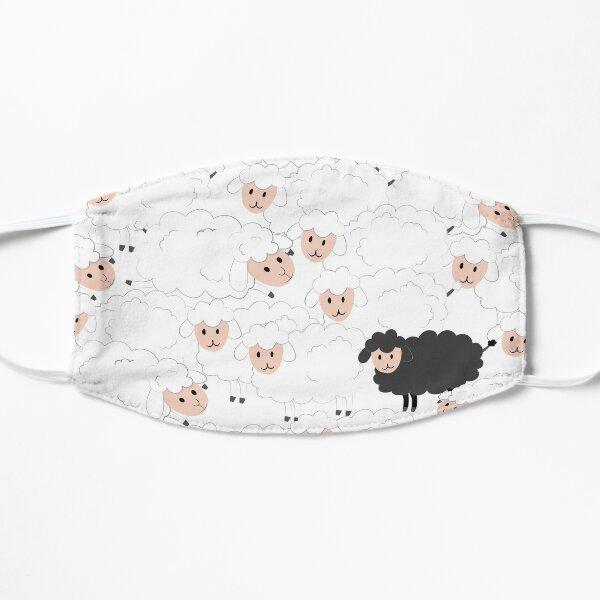 Sheep pattern Flat Mask