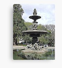 A Feature In Launceston Canvas Print